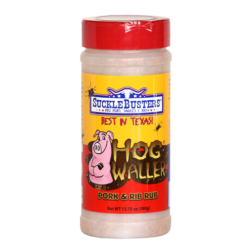 Hogg Waller BBQ Rub