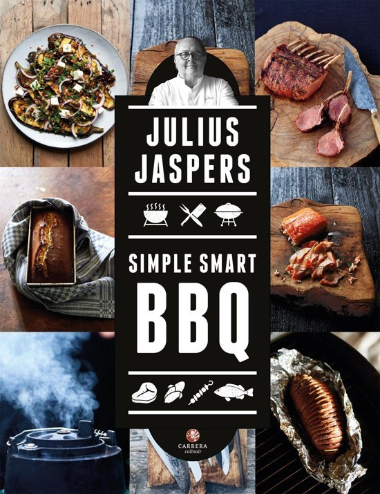 Julius Jasper - Simple Smart BBQ