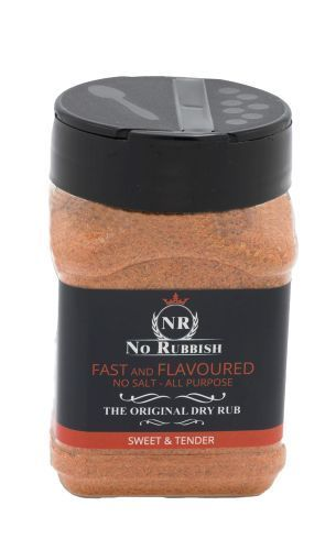 Fast and Flavoured no salt